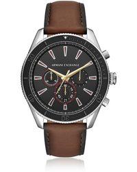Emporio Armani - Ax1822 Enzo Men's Watch - Lyst