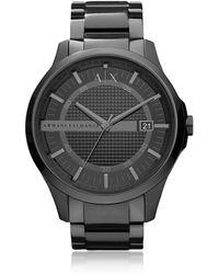 Armani Exchange AX2104 Hampton Men's Watch - Metálico