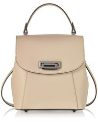 Le Parmentier | Venus Leather Convertible Satchel/backpack | Lyst