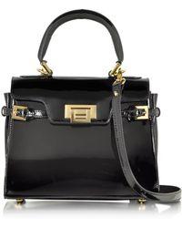 Fontanelli - Little Black Handbag - Lyst