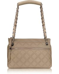 Buti - Quilted Leather Shoulder Bag - Lyst