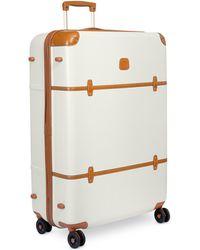 Bric's Bellagio 32'' Spinner Trolley - White