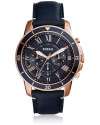 Fossil - Fs5237 Grant Sport Men's Watch - Lyst