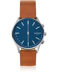 Skagen - Skt1306 Holst Connected Smartwatch - Lyst