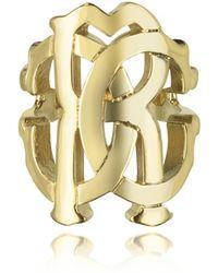 Roberto Cavalli - RC Lux Ring - Lyst