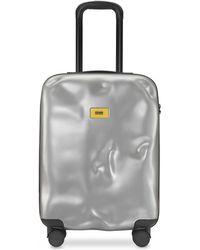 """Crash Baggage """"Maleta Trolley De Cabina """"""""icon"""""""" Con 40 Ruedas 4l"""" - Metálico"""