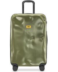 Crash Baggage Icon mittelgroßer Trolley - Grün