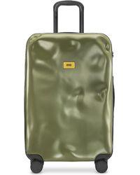 Crash Baggage Icon Medium Trolley - Green