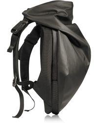 Côte&Ciel - Nile Obsidian Black Polyester Backpack - Lyst