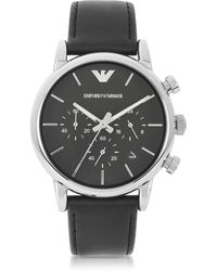 Emporio Armani - Chronograph Men's Watch - Lyst