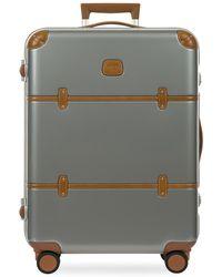 Bric's - Bellagio Metallo V2.0 27 Silver Spinner Trunk - Lyst