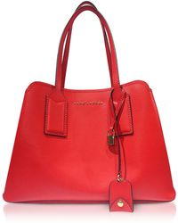 Marc Jacobs - The Editor Leather Tote Bag - Lyst