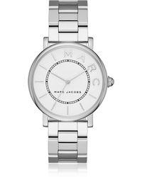Marc Jacobs - Roxy Silver Tone Women's Watch - Lyst