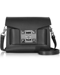 Salar Gaia Shoulder Bag - Black