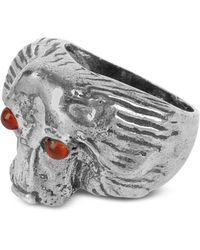 FORZIERI - Vintage Setter Sterling Silver Ring - Lyst