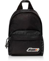 MSGM Zaino Donna Backpack - Black