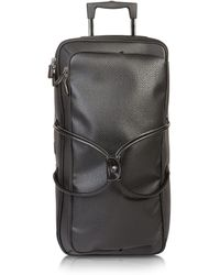 Bric's - Magellano 28in Black Wheeled Duffle - Lyst