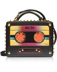 MCM - Small Berlin Cassette Crossbody Bag - Lyst