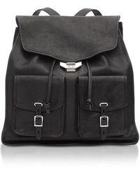 Rag & Bone Small Field Backpack - Black