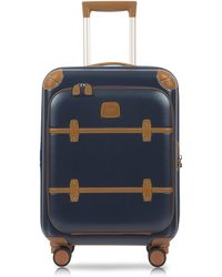 Bric's - Bellagio Business V2.0 21 Blue-tobacco Carry-on Spinner - Lyst