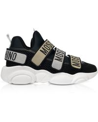 1a287bc1a2c59 Women's Moschino Sneakers - Lyst