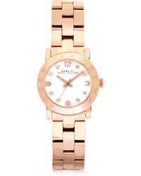 Marc By Marc Jacobs - Mini Amy 26mm Bracelet Watch - Lyst