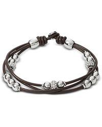 Fossil - Ja6068040 Fashion Women's Bracelet - Lyst