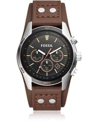 Fossil - Ch2891 Coachman Men's Watch - Lyst