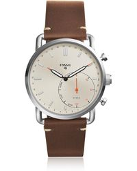 Fossil - Ftw1150 Q Commuter Men's Smartwatch - Lyst