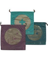 Bensimon Toiletry Bag Set - Multicolor