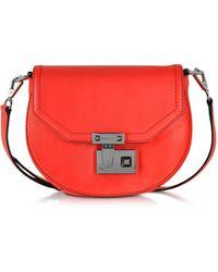 Rebecca Minkoff - Paris Medium Saddle Bag - Lyst