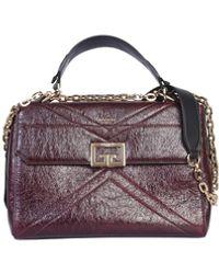 Givenchy Medium Id Bag - Purple