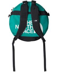 MM6 by Maison Martin Margiela Backpack Camp Circle Mm X Tnf Base - Green