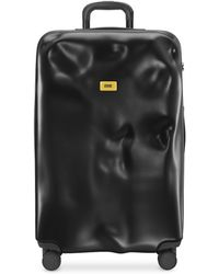 Crash Baggage Icon großer Trolley - Schwarz