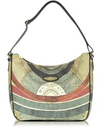 Gattinoni - Planetarium Hobo Bag W/adjustable Strap - Lyst