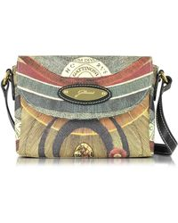 Gattinoni - Planetarium Small Flap Crossbody Bag - Lyst