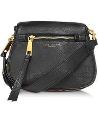 Marc Jacobs Madison Large Shoulder Bag - Black