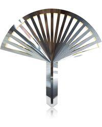 Vojd Studios - Phase Precious Fan Sterling Silver Ring - Lyst