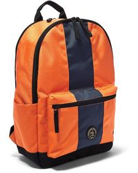 Fossil Sport Backpack Bag Bright Orange