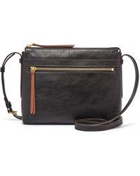 Fossil Felicity Crossbody Handbags Shb2000001 - Multicolour