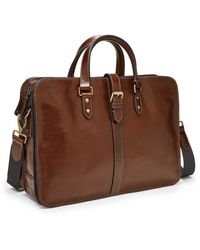 Fossil Workbag - Brown