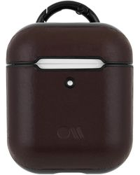 Fossil Brown Airpods Case