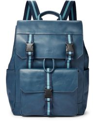 Fossil Weston Backpack - Blue