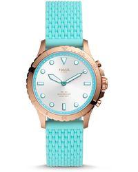 Fossil Hybrid Smartwatch Fb - Multicolour