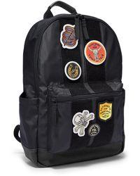Fossil Sport Backpack - Black