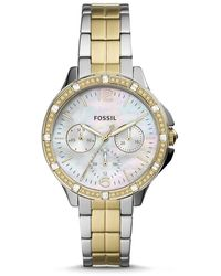Fossil - Finley Multifunction Two - Lyst
