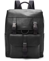 Fossil Weston Backpack - Black
