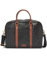 Fossil Evan Workbag Bags Sbg1162001 - Black