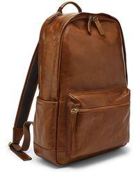 Fossil Buckner Backpack Bag Mbg9465222 - Brown
