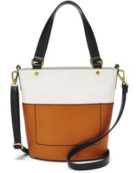Fossil Tasche Amelia - Small Bucket Bag - Mehrfarbig